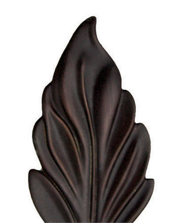 Vintage Rubbed Bronze